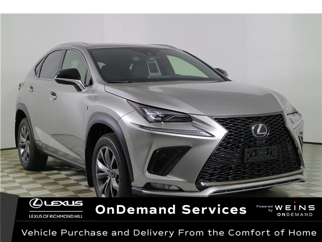 2021 Lexus NX 300  (Stk: 100894) in Richmond Hill - Image 1 of 28