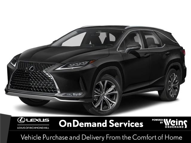 2021 Lexus RX 350L Base (Stk: 100954) in Richmond Hill - Image 1 of 9