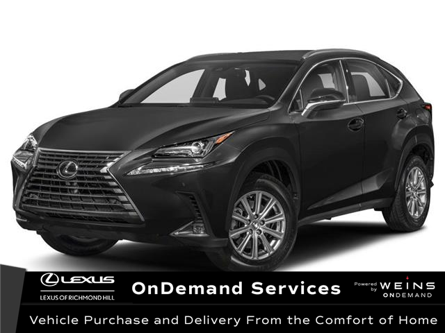 2021 Lexus NX 300 Base (Stk: 100959) in Richmond Hill - Image 1 of 9