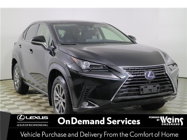 2020 Lexus NX 300h Base (Stk: 100312) in Richmond Hill - Image 1 of 27