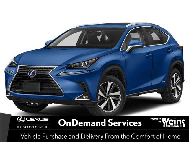 2021 Lexus NX 300h Base (Stk: 100994) in Richmond Hill - Image 1 of 9