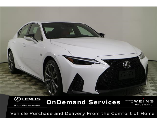 2021 Lexus IS 300  (Stk: 100922) in Richmond Hill - Image 1 of 25