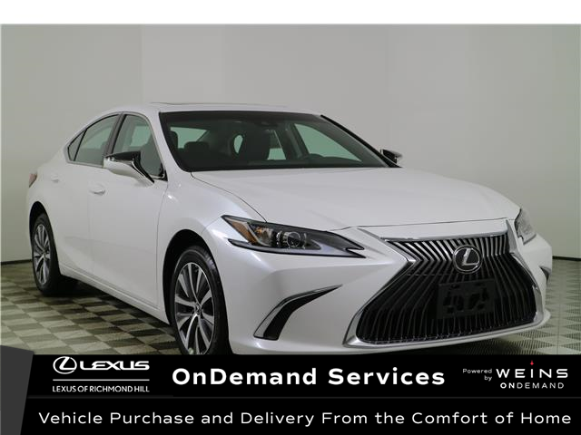 2021 Lexus ES 250 Base (Stk: 100722) in Richmond Hill - Image 1 of 24