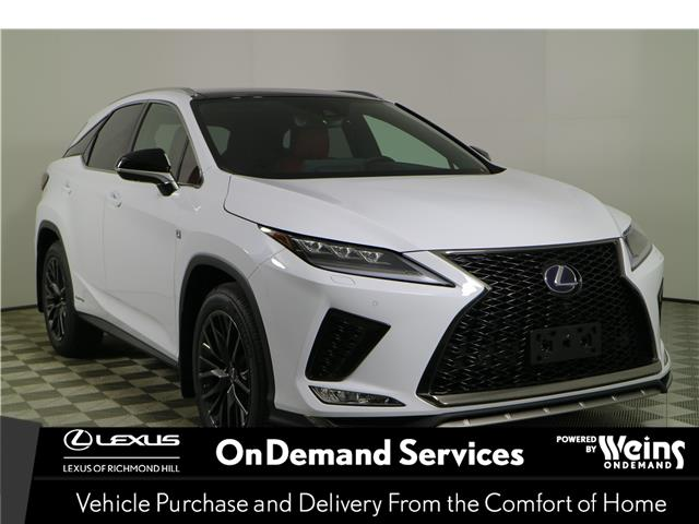 2021 Lexus RX 450h  (Stk: 100963) in Richmond Hill - Image 1 of 30