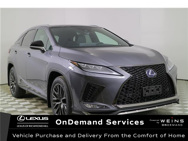 2021 Lexus RX 450h Base (Stk: 101018) in Richmond Hill - Image 1 of 29