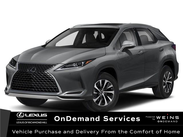 2021 Lexus RX 350  (Stk: 101010) in Richmond Hill - Image 1 of 9