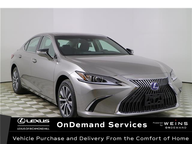 2021 Lexus ES 300h  (Stk: 100992) in Richmond Hill - Image 1 of 28
