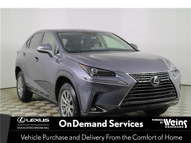 2021 Lexus NX 300 Base (Stk: 101015) in Richmond Hill - Image 1 of 24