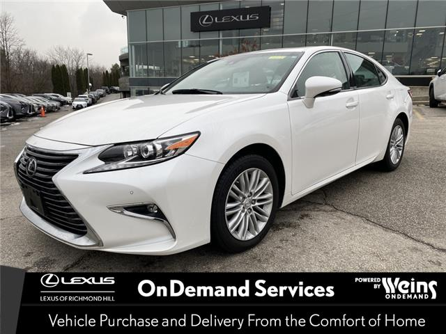 2018 Lexus ES 350  (Stk: 13660G) in Richmond Hill - Image 1 of 16