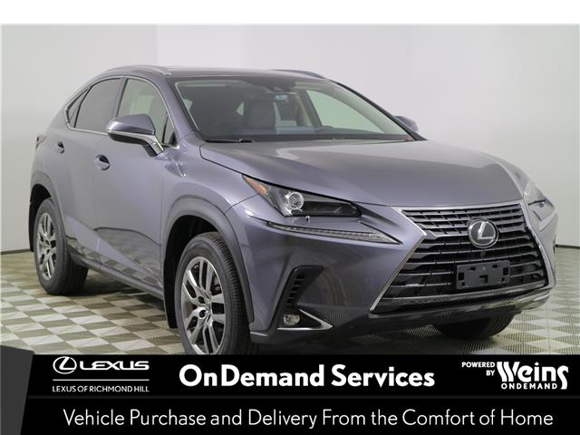 2021 Lexus NX 300  (Stk: 100968) in Richmond Hill - Image 1 of 27