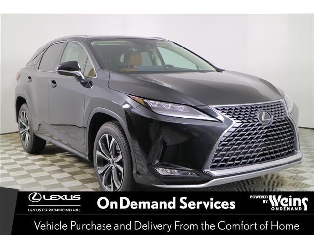 2021 Lexus RX 350  (Stk: 101063) in Richmond Hill - Image 1 of 12
