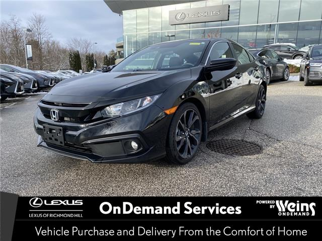 2020 Honda Civic  (Stk: 13778G) in Richmond Hill - Image 1 of 19