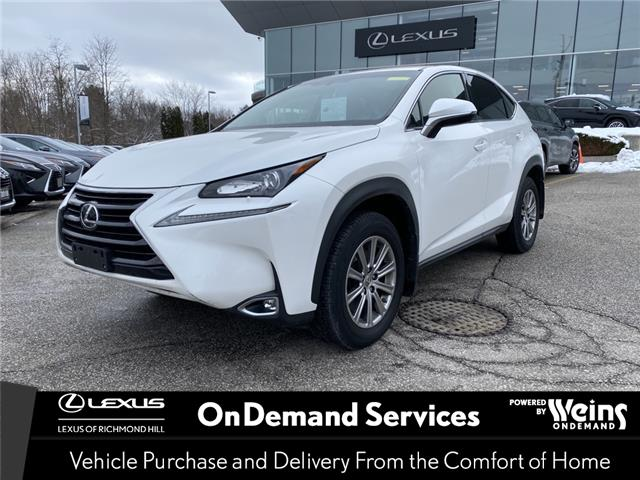 2017 Lexus NX 200t  (Stk: 13827G) in Richmond Hill - Image 1 of 17