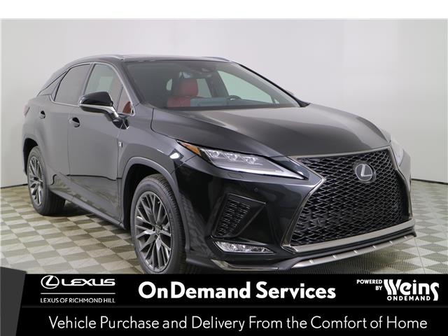 2021 Lexus RX 350  (Stk: 101034) in Richmond Hill - Image 1 of 28