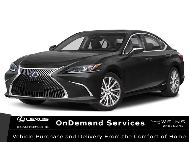 2021 Lexus ES 300h  (Stk: 100941) in Richmond Hill - Image 1 of 9