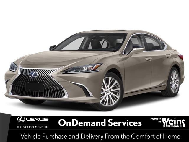 2021 Lexus ES 300h  (Stk: 100949) in Richmond Hill - Image 1 of 9