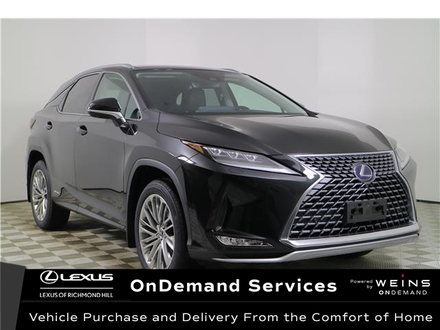 2021 Lexus RX 450h Base (Stk: 100912) in Richmond Hill - Image 1 of 27