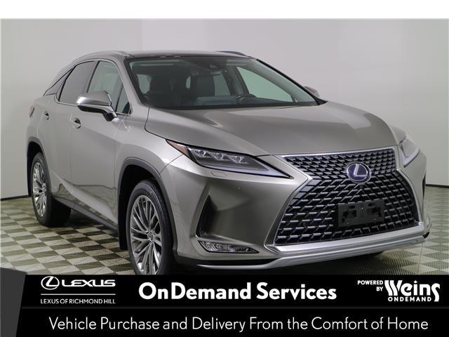 2021 Lexus RX 450h Base (Stk: 100913) in Richmond Hill - Image 1 of 27