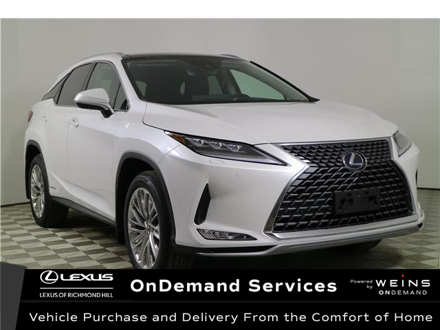 2021 Lexus RX 450h Base (Stk: 100972) in Richmond Hill - Image 1 of 26