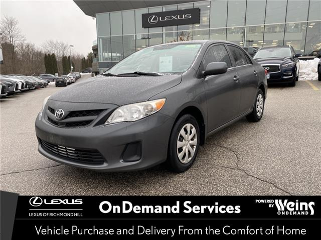 2012 Toyota Corolla  (Stk: 13913G) in Richmond Hill - Image 1 of 1