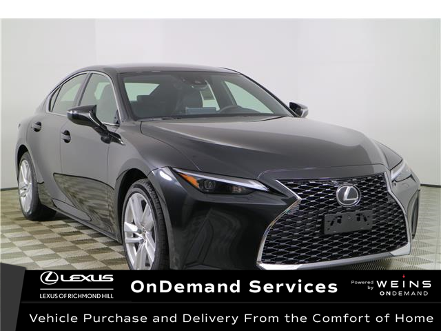 2021 Lexus IS 300 Base (Stk: 110005) in Richmond Hill - Image 1 of 22