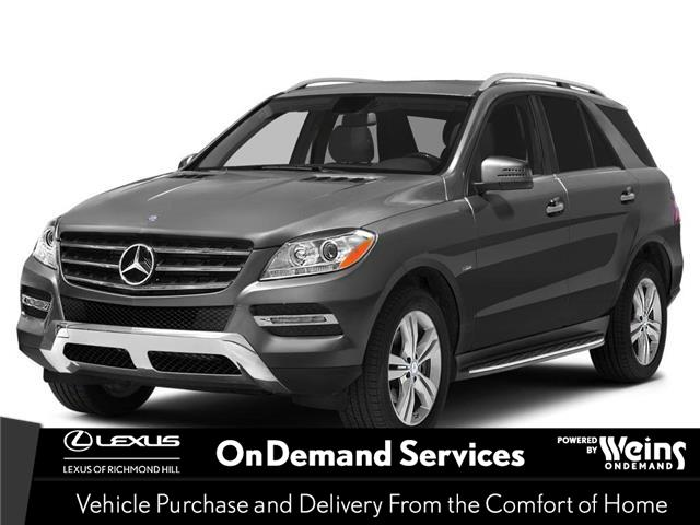 2013 Mercedes-Benz M-Class Base (Stk: 13902G) in Richmond Hill - Image 1 of 10