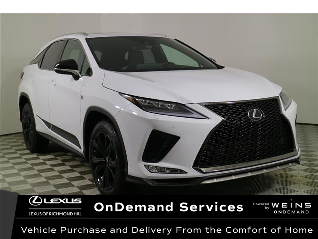 2021 Lexus RX 350  (Stk: 100907) in Richmond Hill - Image 1 of 27