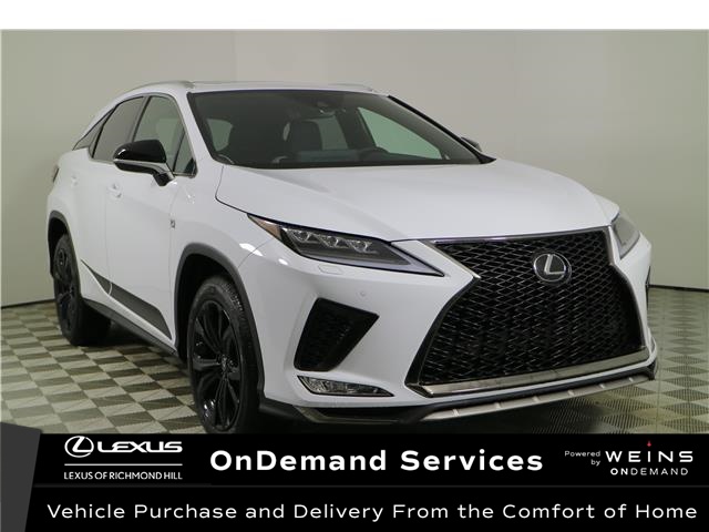 2021 Lexus RX 350  (Stk: 100903) in Richmond Hill - Image 1 of 27