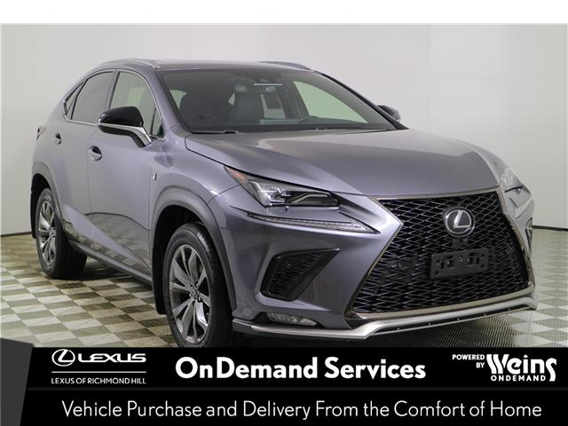 2021 Lexus NX 300  (Stk: 101095) in Richmond Hill - Image 1 of 29