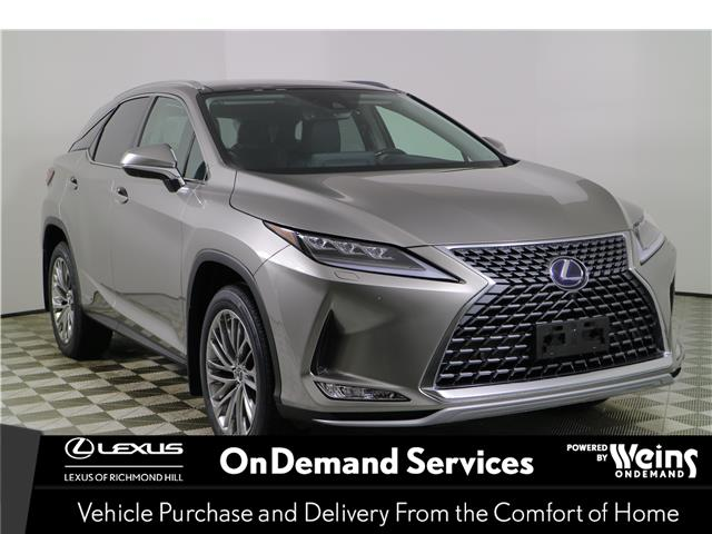 2021 Lexus RX 450h  (Stk: 110027) in Richmond Hill - Image 1 of 27