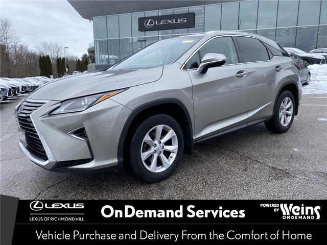 2017 Lexus RX 350  (Stk: 13921G) in Richmond Hill - Image 1 of 20
