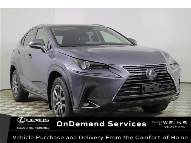 2021 Lexus NX 300  (Stk: 110055) in Richmond Hill - Image 1 of 27