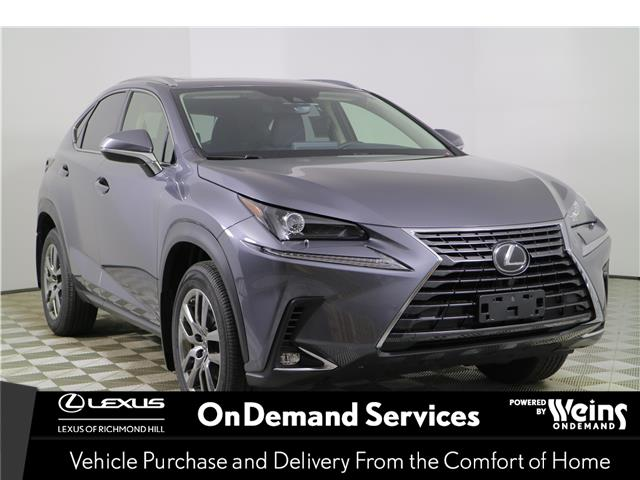 2021 Lexus NX 300  (Stk: 110102) in Richmond Hill - Image 1 of 27