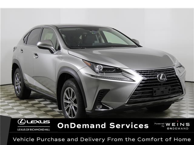 2021 Lexus NX 300 Base (Stk: 100960) in Richmond Hill - Image 1 of 23