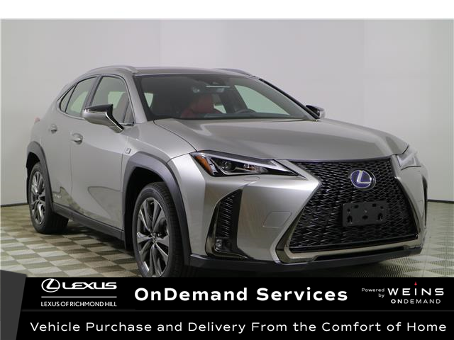 2021 Lexus UX 250h  (Stk: 110109) in Richmond Hill - Image 1 of 29