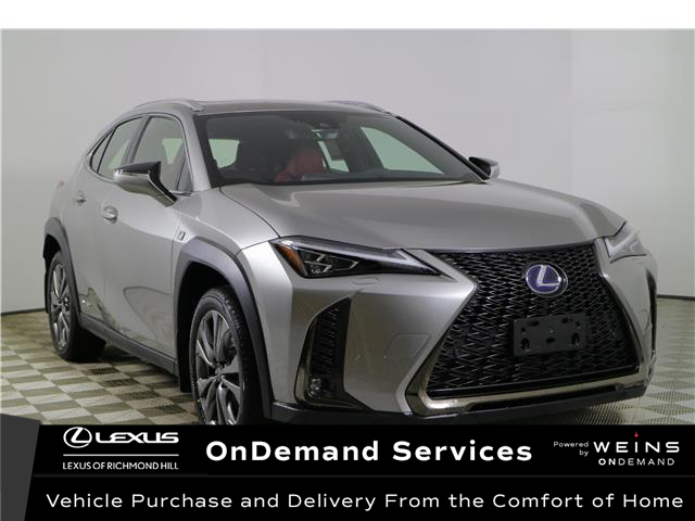 2021 Lexus UX 250h  (Stk: 110114) in Richmond Hill - Image 1 of 29