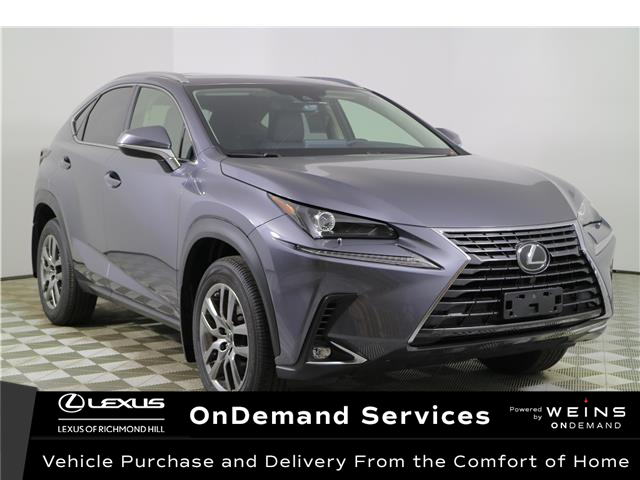 2021 Lexus NX 300  (Stk: 110134) in Richmond Hill - Image 1 of 27