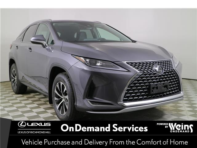2021 Lexus RX 350  (Stk: 110075) in Richmond Hill - Image 1 of 27