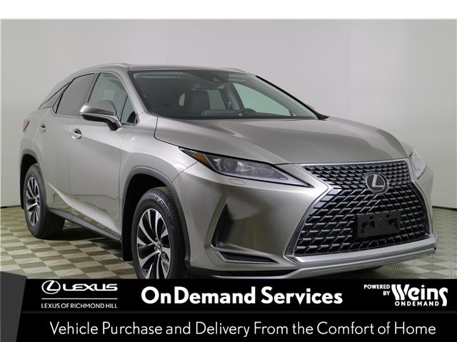 2021 Lexus RX 350  (Stk: 110126) in Richmond Hill - Image 1 of 28