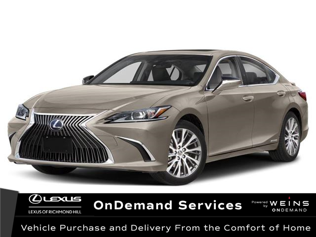 2021 Lexus ES 300h  (Stk: 110207) in Richmond Hill - Image 1 of 9