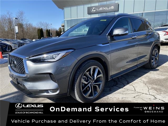 2020 Infiniti QX50  (Stk: 14078G) in Richmond Hill - Image 1 of 23