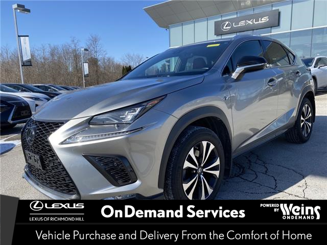 2018 Lexus NX 300  (Stk: 14073G) in Richmond Hill - Image 1 of 20