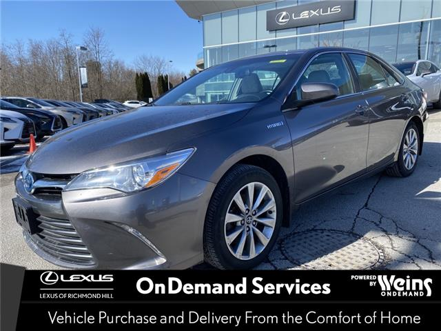 2016 Toyota Camry Hybrid  (Stk: 14034G) in Richmond Hill - Image 1 of 19