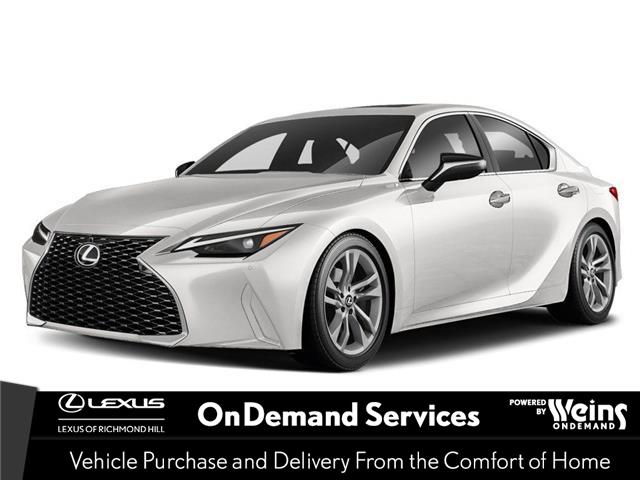 2021 Lexus IS 300  (Stk: 100897) in Richmond Hill - Image 1 of 2