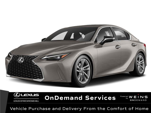 2021 Lexus IS 300 Base (Stk: 100979) in Richmond Hill - Image 1 of 2