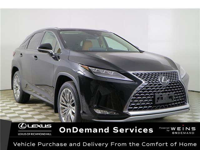 2021 Lexus RX 350 Base (Stk: 110172) in Richmond Hill - Image 1 of 12