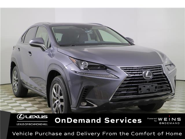 2021 Lexus NX 300  (Stk: 110240) in Richmond Hill - Image 1 of 27