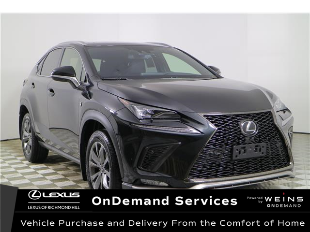 2021 Lexus NX 300  (Stk: 110274) in Richmond Hill - Image 1 of 27