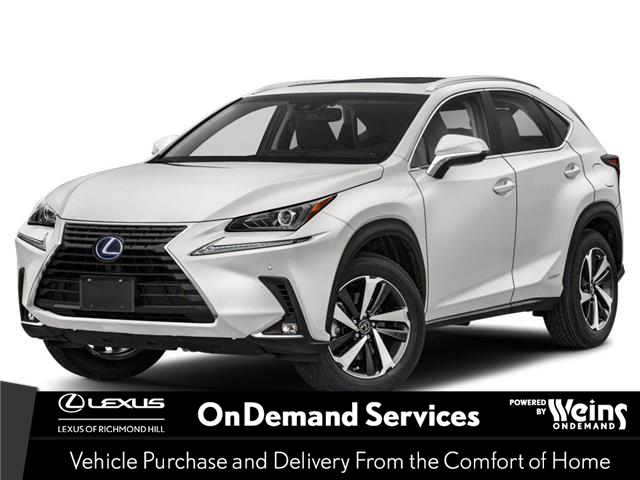 2021 Lexus NX 300h  (Stk: 110331) in Richmond Hill - Image 1 of 9