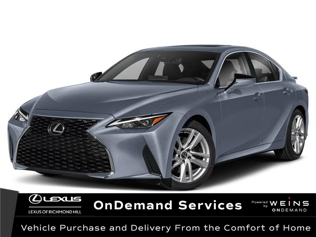 2021 Lexus IS 300  (Stk: 110358) in Richmond Hill - Image 1 of 9